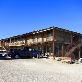 Enjoy A Relaxing Stay At Budget Host Inn Near Tombstone Az